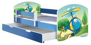 Obrázok Detská posteľ - Helikoptéra 2
