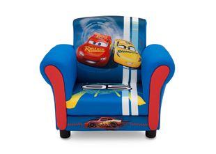 Obrázok Disney detské čalúnené kresielko Autá-Cars 2 CARS UP83571CR