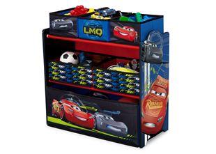 Obrázok Organizér na hračky Autá-Cars