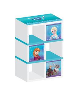 Obrázok Detský regál Ľadové kráľovstvo - Frozen