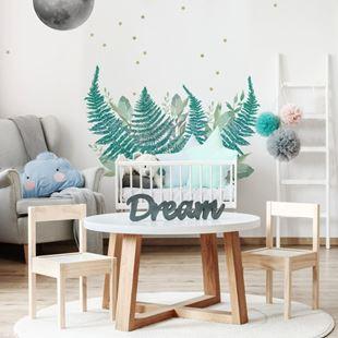 Obrázok Dekorace za postel Magický les