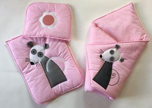 Obrázok Súpravička pre bábiku - Myška
