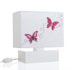 Obrázok Detská nočná lampička - Motýliky
