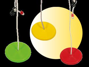 Obrázok Detská hojdačka - kruh