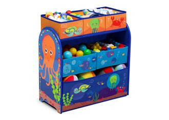 Obrázok z Organizér na hračky Oceán