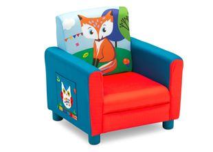 Obrázok Detské kresielko Lesné zvieratká