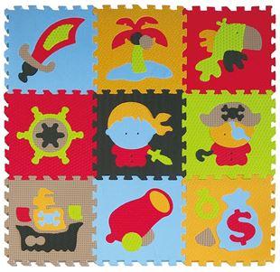 Obrázok Penové puzzle - piráti