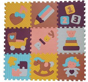 Obrázok Penové puzzle - svet hračiek