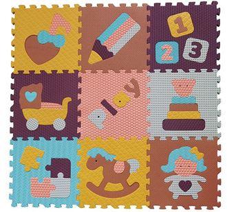 Obrázok z Penové puzzle - svet hračiek