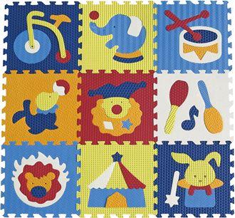 Obrázok z Pěnové puzzle - cirkus