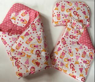 Obrázok Súpravička pre bábiku - Dievčatká