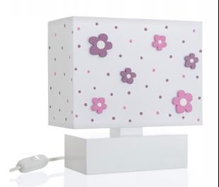 Obrázok Detská nočná lampička - Rôzne motívy pre dievčatá