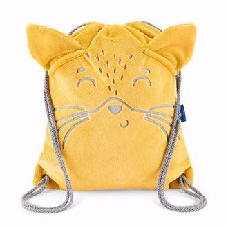 Obrázok z Detský batôžtek Líštičky - Žltá