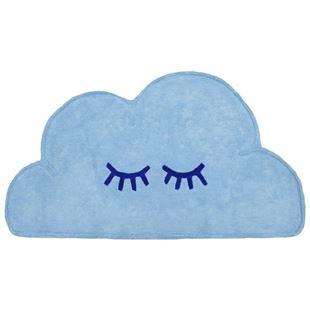 Obrázok Detský koberec Mráček - modrý 60x110 cm