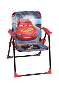 Obrázok Detská Campingová stolička Autá