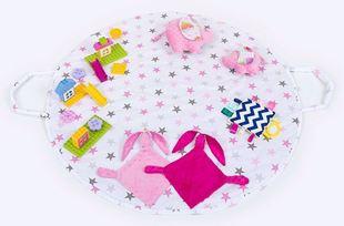 Obrázok Detská hracia deka - Rôzne motívy