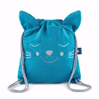 Obrázok z Detský batôžtek Tuleň - Modrá