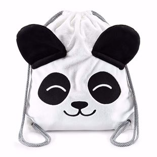 Obrázok Detský batôžtek Panda - Biela