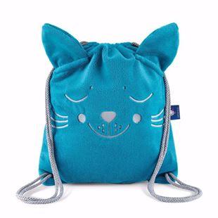 Obrázok Detský batôžtek Tuleň - Modrá