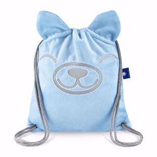 Obrázok Detský batôžtek Mevídek - Modrá