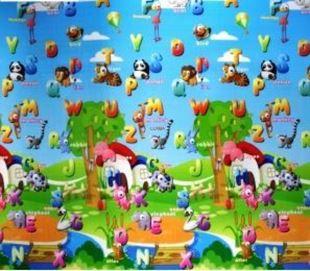 Obrázok Detský penový koberec - ZOO 200x180 cm