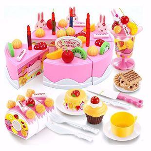 Obrázok Narodeninovú tortu na krájanie