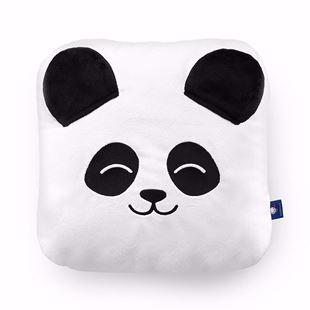 Obrázok Detský vankúšik Panda - Biela