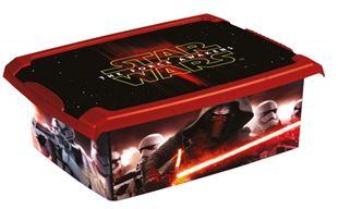 Obrázok Box Star Wars 10 l - čierny