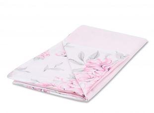 Obrázok Luxusné dečka Velvet, 100x75 cm - Plameniak ružový