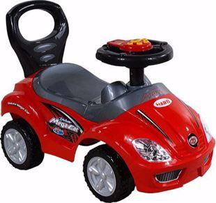 Obrázok Odrážadlo Mega Car + multifunkčný volant
