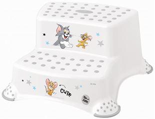 Obrázok Stolička - schodíky s protišmykovou funkciou - Tom a Jerry