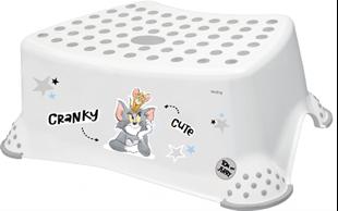 Obrázok Stolička, schodík s protišmykovou funkciou - Tom a Jerry
