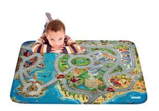 Obrázok Detský koberec na hranie Soft Pobreží 100x150 cm