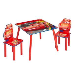Obrázok Detský stôl s stoličkami Cars Vl