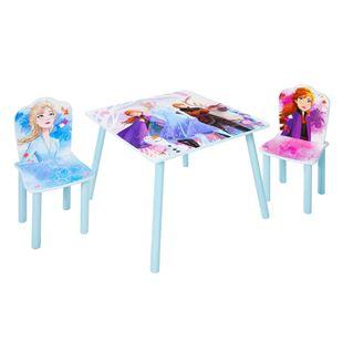 Obrázok Detský stôl s stoličkami Frozen 2