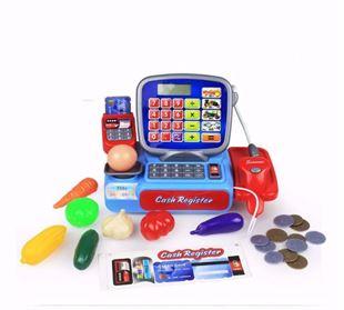 Obrázok Detská elektronická pokladňa