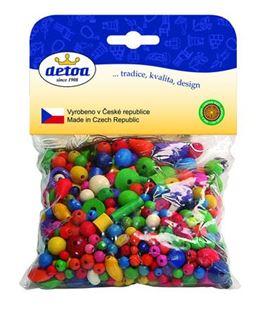 Obrázok Mix perlí farebných 100g