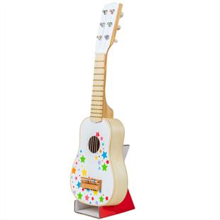 Obrázok Drevená gitara star