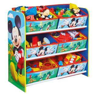 Obrázok Organizér na hračky Mickey Mouse Clubhouse