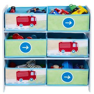 Obrázok Organizér na hračky Doprava
