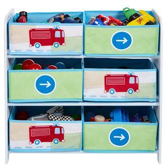 Obrázok z Organizér na hračky Doprava