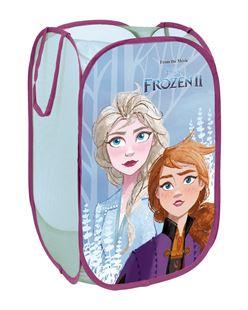 Obrázok Detský skladací kôš na hračky Frozen