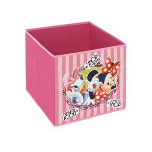 Obrázok Detský látkový úložný box - Minnie Mouse