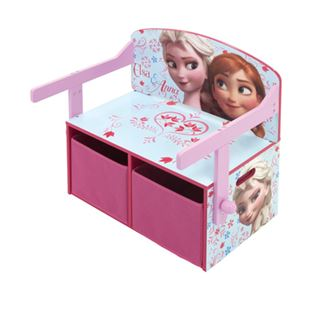Obrázok Detská lavica s úložným priestorom - Frozen