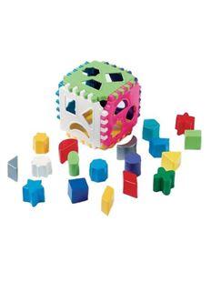 Obrázok Detská vkladacia kocka