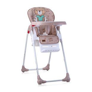 Obrázok Jedálenská stolička OLIVER Béžová Medvedík