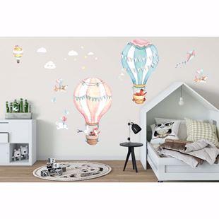 Obrázok Zvieratká v balónoch
