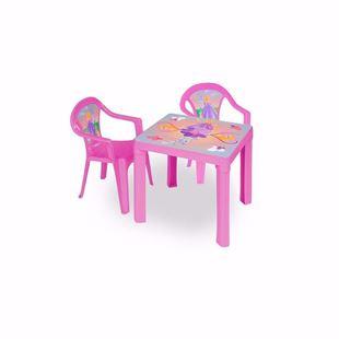 Obrázok Set plastový stôl so stoličkami