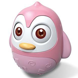 Obrázok Kývacou hračka tučniak Ružová