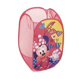 Obrázok Detský skladací kôš na hračky Minnie